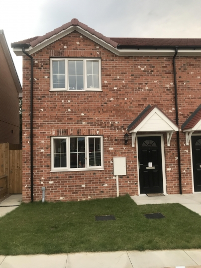 NEW BUILD HOUSE 2 bed in horncastle